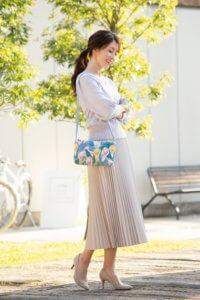 チョーカー&ブローチ「花のドレス」