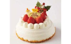 クリスマスケーキご予約会