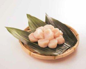 北海道産 刺身用ほたて 貝柱