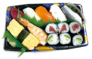 〈大佐渡寿司〉生寿司