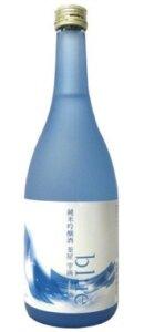純米吟醸酒 雫滴 blue