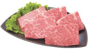 国産牛切落し ステーキ用