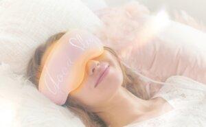 〈ルルド〉おやすみ めめホット (ピンク or グリーン)