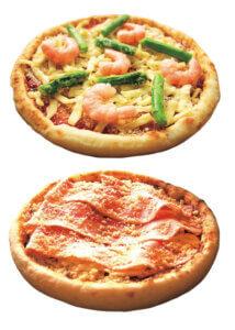 おうちピザ ピッコロッソ