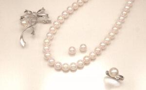 〈グレース〉秋の真珠祭り