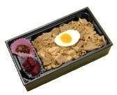 〈利久〉利久食肉センター 仙台味噌牛めし弁当