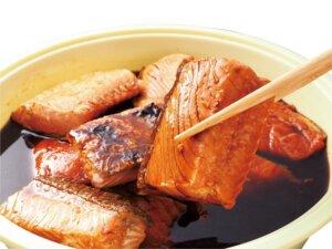 越後村上郷土料理 鮭の焼漬